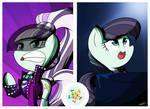 Two Worlds, One Pony