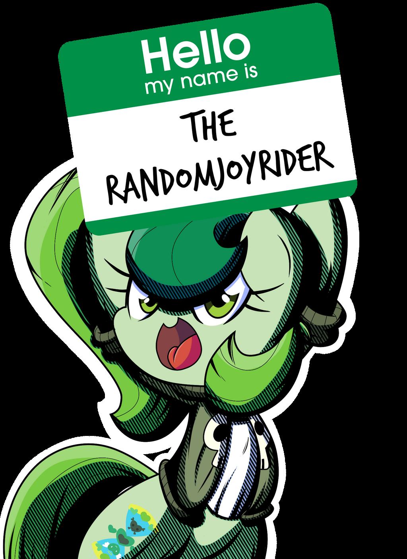 TheRandomJoyrider's Profile Picture