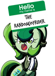 Joyrider's New ID