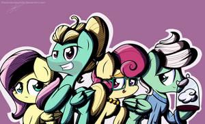The Shy Family