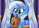Trixie Is Ready For Adventure!