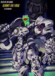 Kermit POTG by TheRandomJoyrider