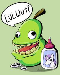 Lul Wut? I Got Eyes! by TheRandomJoyrider