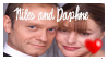 Niles and Daphne Forever Stamp by chao-girl86