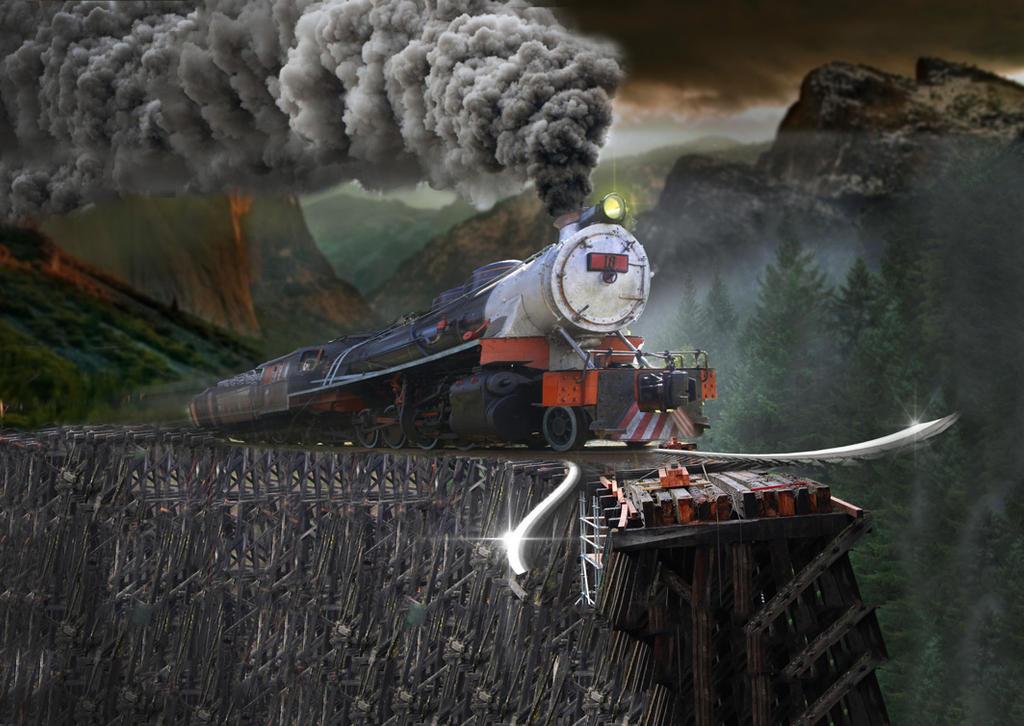 Crazy-Train by gregoryh2os