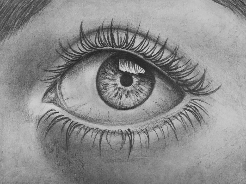 Eye by marghecaspani