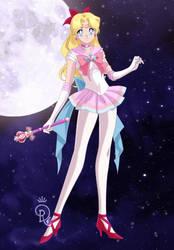 Sailor Ariel by KiaraTigress01