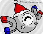Magnemite - Christmas Pokemon Collection