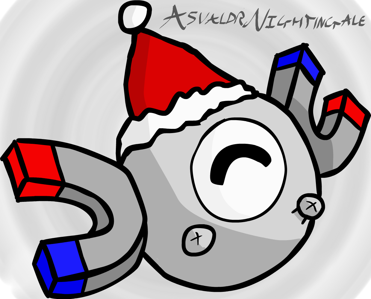 Pokemon Magnemite And Magneton Images