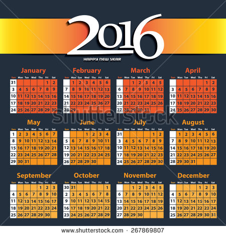 2016 calendar designs online by laurenstefe on deviantart