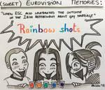 Eurovision countdown: 3 days to go