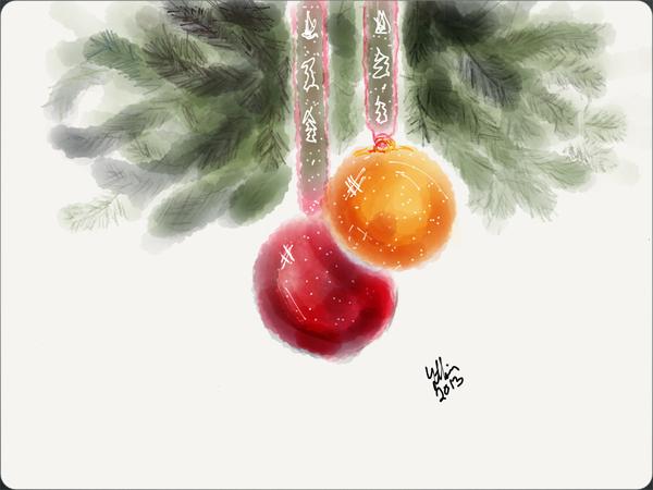 Christmas Memories by yetkin