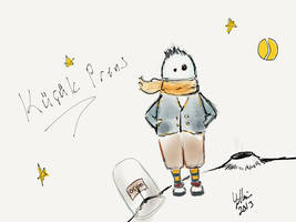 le petite prince  twisted by yetkin