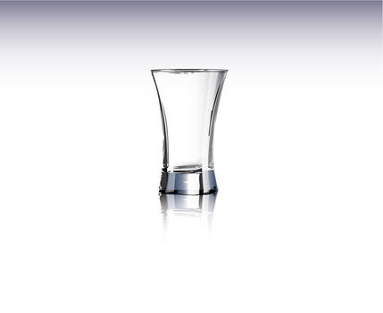 Illustration of Shot Glass