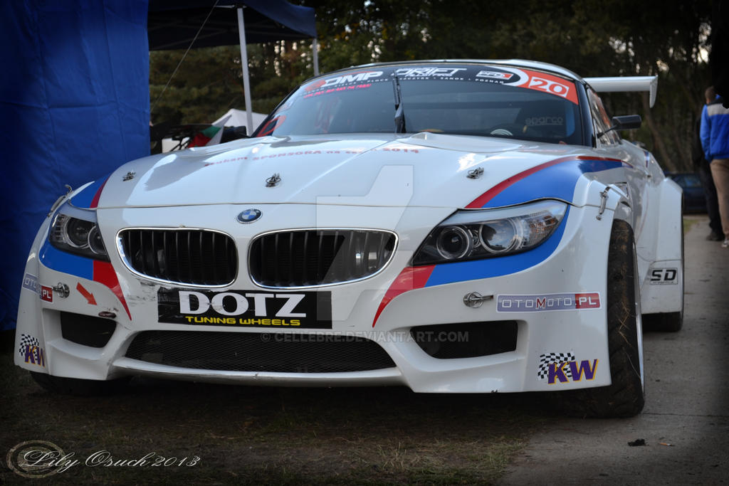 Bmw Z4 Gt3 Drift Car By Cellebre On Deviantart