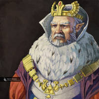 Zelda - Daphnes Nohansen Hyrule by hadece