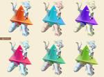 The Mermaid - Color Pallet by hadece