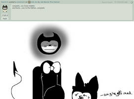 Ask me (Bendy) 83 by Ask-Bendy-The-Demon