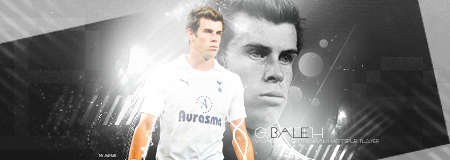 Gareth BALE by Mr-AsMaR