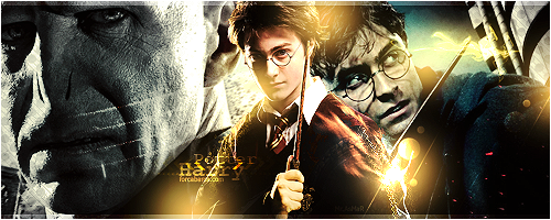 Harry Potter by Mr-AsMaR
