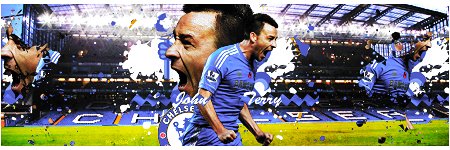 John Terry by Mr-AsMaR