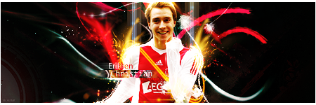 Christian Eriksen by Mr-AsMaR