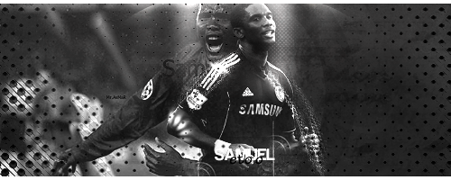 Samuel Eto'o by Mr-AsMaR