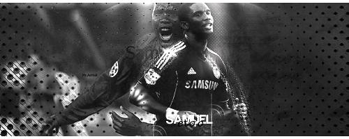 Samuel Eto'o by Mr-AsMaR