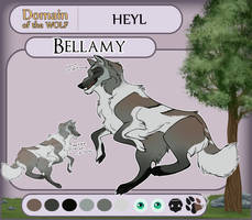 DotW :: Bellamy App by The-Moniklr