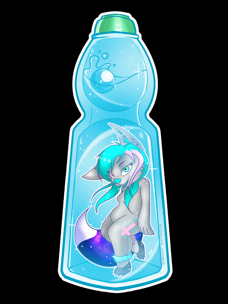Demonclaw Ramune By Whitespyvictory By Demonclawld On