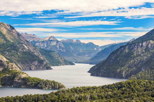 Lake District, Bariloche, Argentina