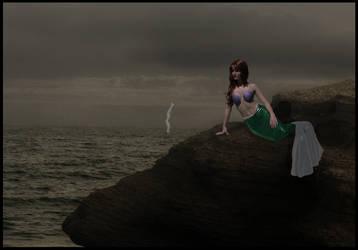Fathoms Below (Ariel) by woot859