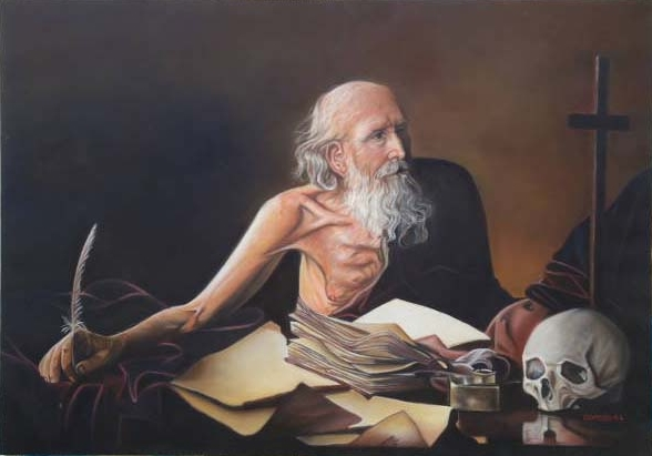 Saint Jerome by EDU1