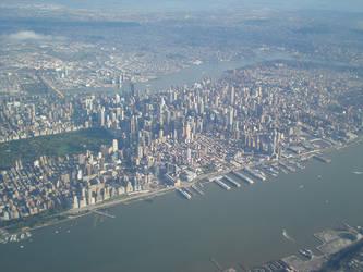 New York by SilverWarrior