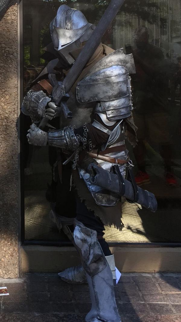 cosplay Dark souls quelaag