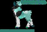 U015 Foal Design   Classique Stallion