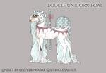 U197 Foal Design   Classique Mare