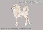 U292 Foal Design | Classique Mare