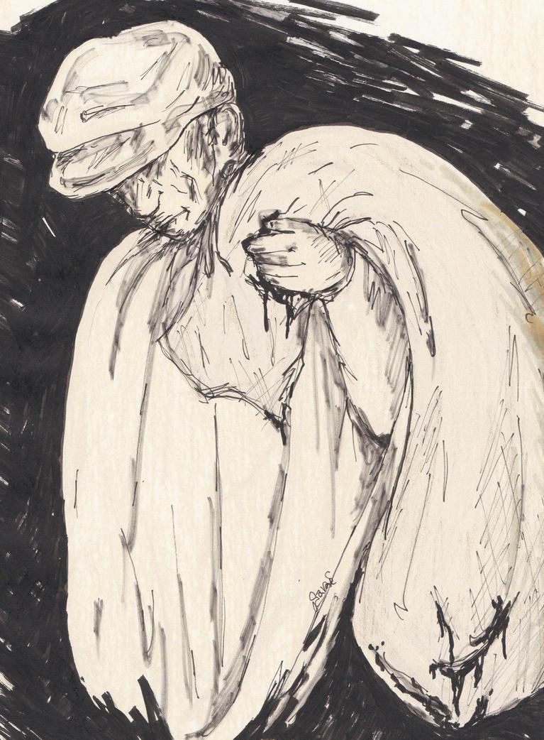 El hombre del saco by sarayaga
