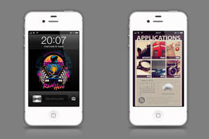 setup iPhone #2 by gibus17