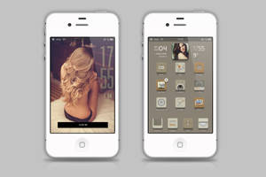 setup iPhone #3 by gibus17