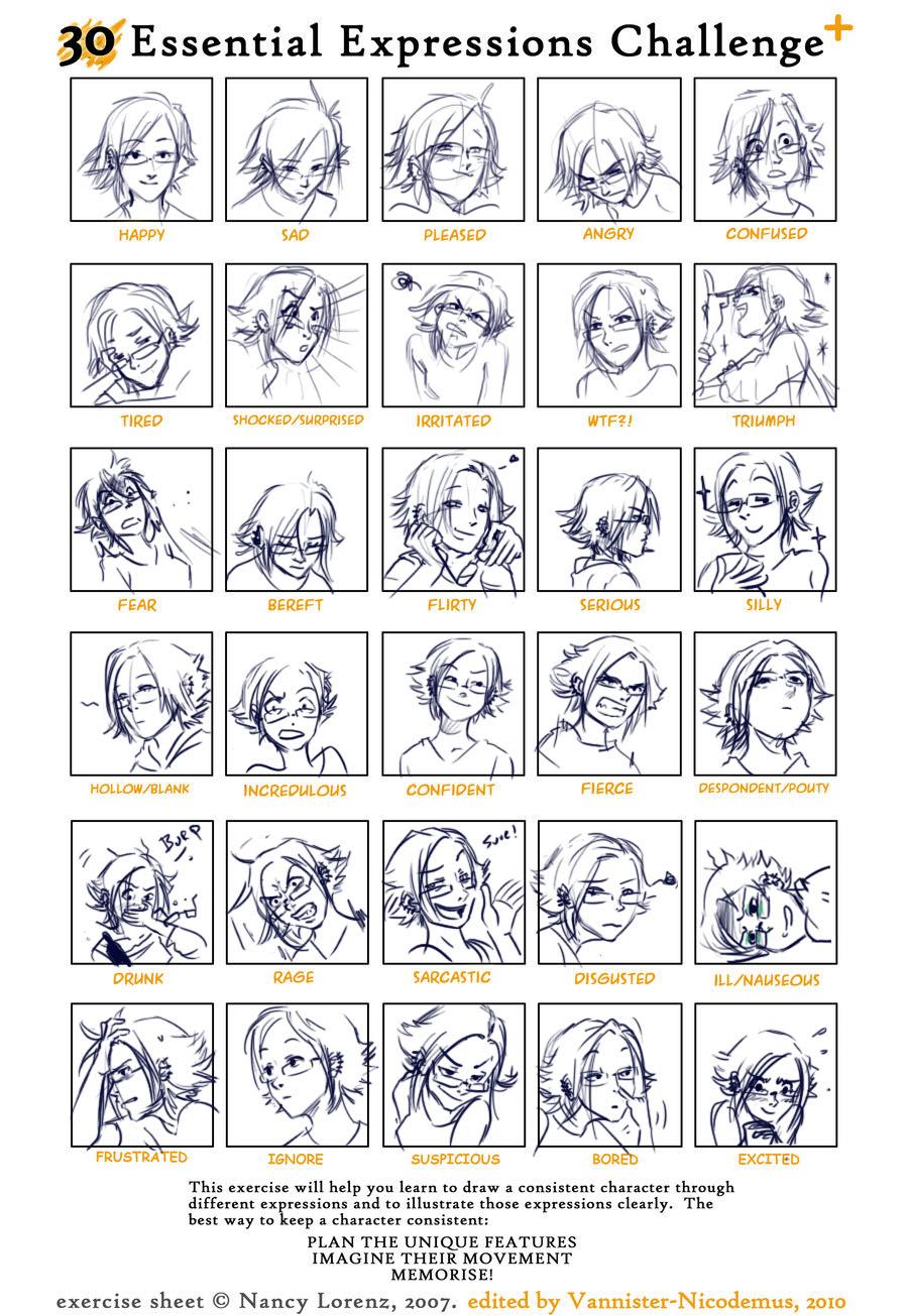Essencial expression challenge