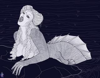Mermaid by 8Nephila8