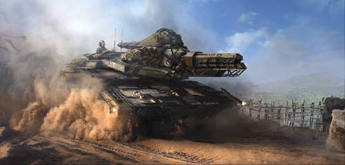 Tankthing by jameschg