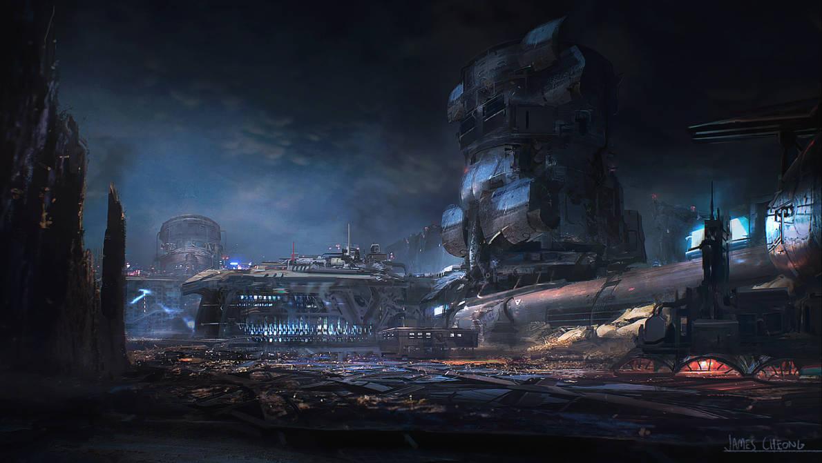 Mining colony