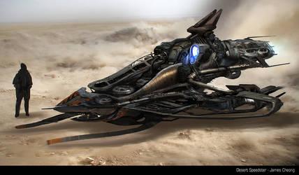 Desert speedster