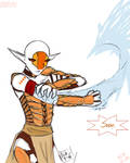 Seem: Warrior Monk