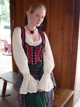 Germanic Maiden