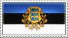 Estonia stamp by estonia