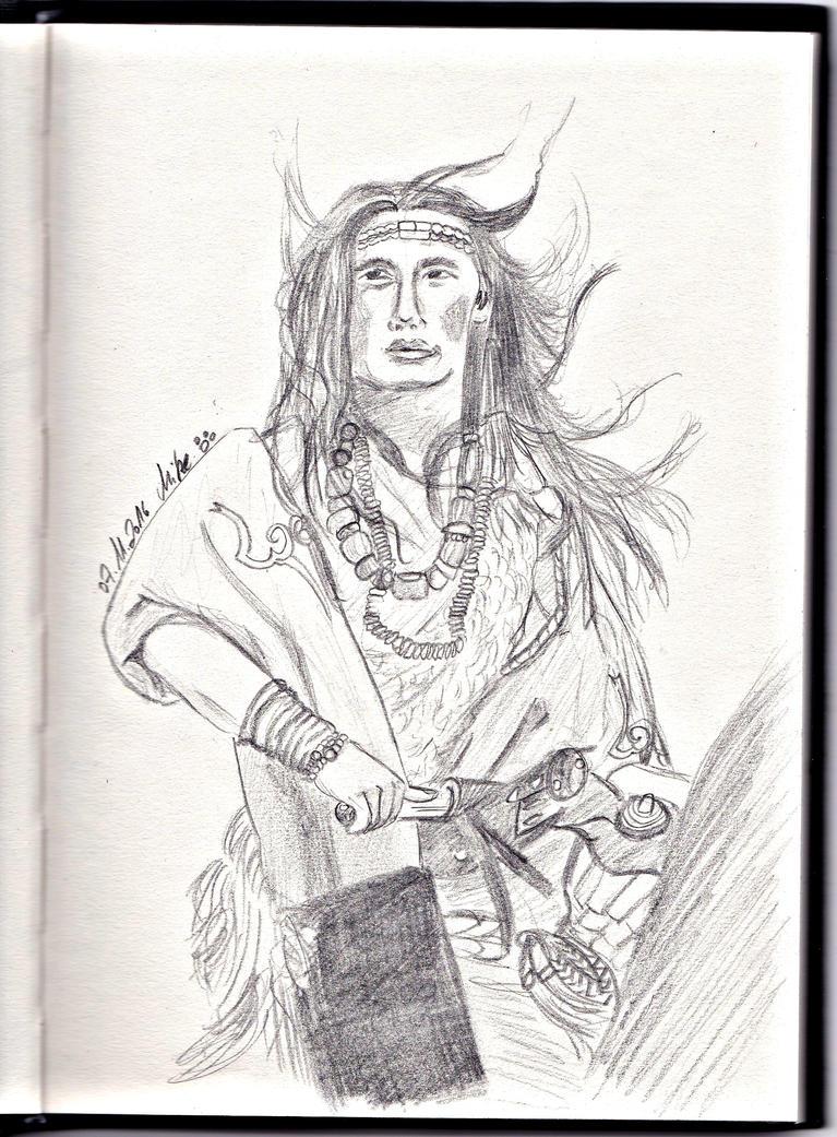 Day Three: Native by NeunMephistopheles